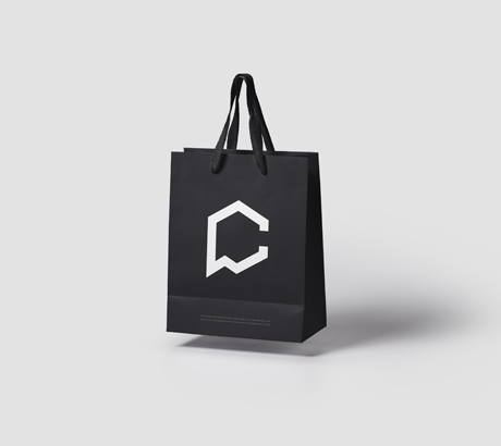 Bag designed for creative pins